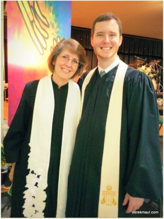 Rebekah and pastor John