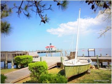 Manteo waterfront