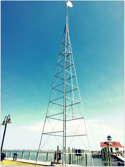 groundbreaking AM tower