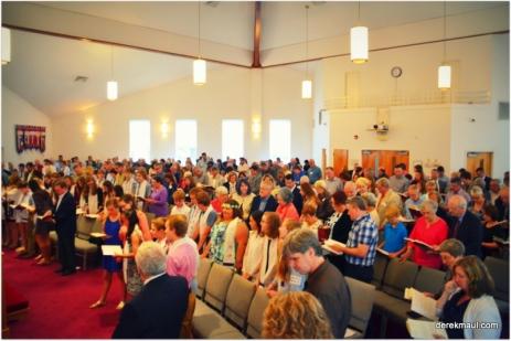 WFPC - 11:15 in the Sanctuary