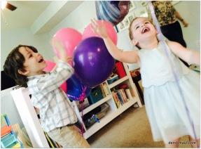 balloon joy