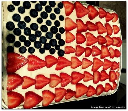 Freedom Poundcake