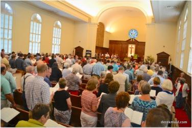 Opening hymn of praise