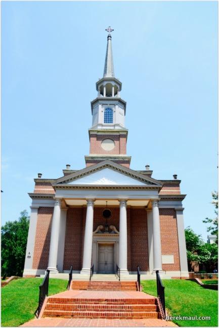 First Presbyterian Wilson