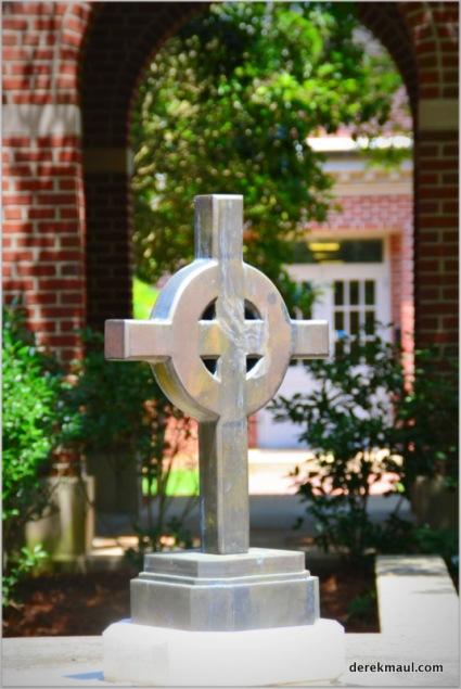 Celtic cross appears everywhere!