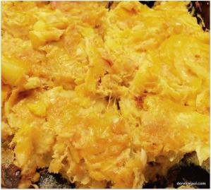 squash casserole (old family recipe)