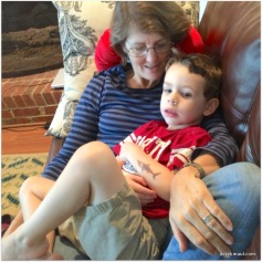 special time with grandmama