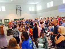 contemporary worship - WFPC