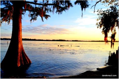 Washington Park - Pamlico River