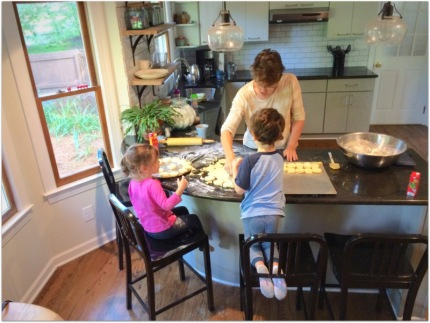 baking with Rebekah