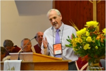 Ted Church - Presbytery exec