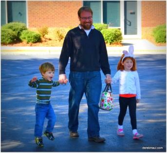 John Pieper and family