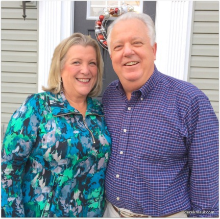 Lynn and Randy Marx