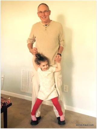 love my granddaughter