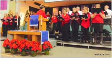 WFPC choir
