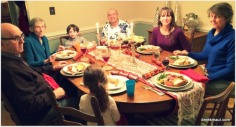 Boxing Day feast