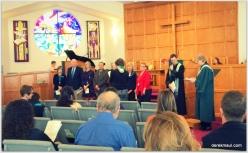 new elders and deacons