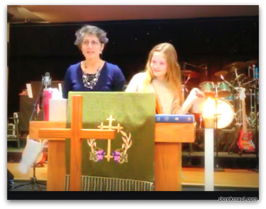 Scripture reading with Faith