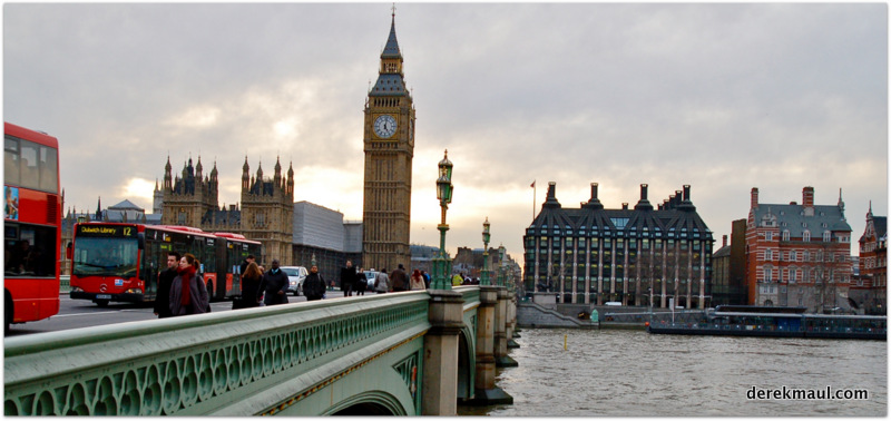 London is a great city!