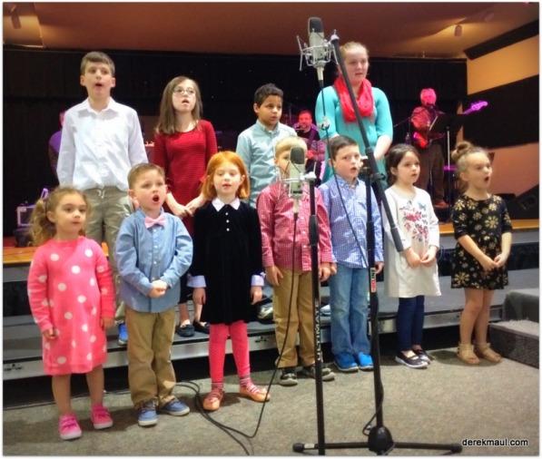 kids' choir