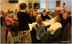 youth advisors meeting (with Katherine Pieper)