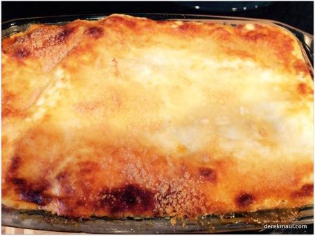 my lasagna!