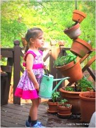 Beks watering