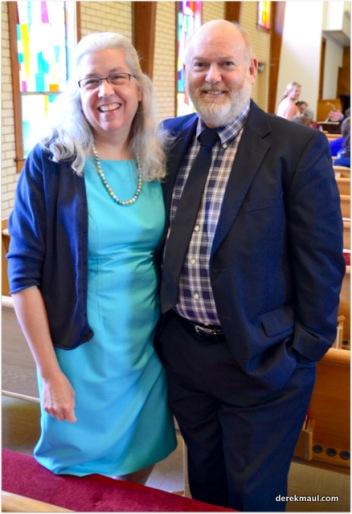 Mary and Bob Beichner