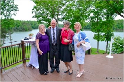 Deloris and Jackie Wilson, Rebekah, Donna Pace