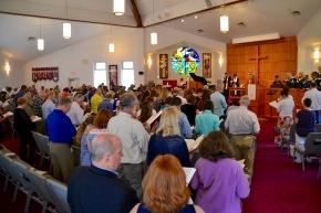 praise to God at WFPC