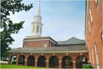 First Presbyterian Church, Rocky Mount