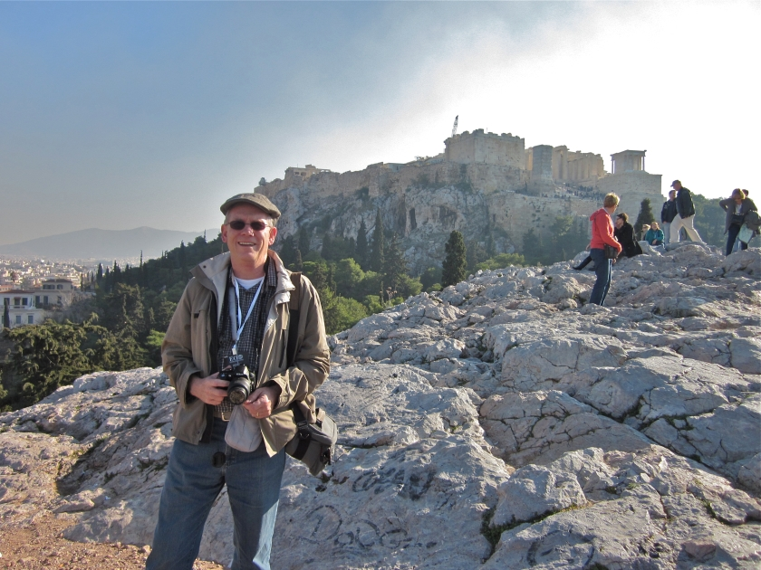 Derek - with Acropolis