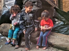 Children in Garbage City