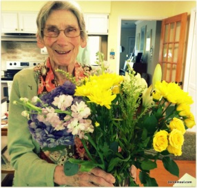 flowers for my mum