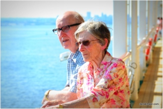 65 years - Grace and David