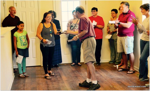 """Habitat for Humanity in Wake Forest – """"building communities andhope"""""""