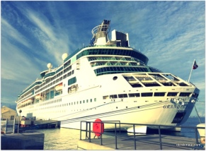 our ship - The Grandeur of the Seas""