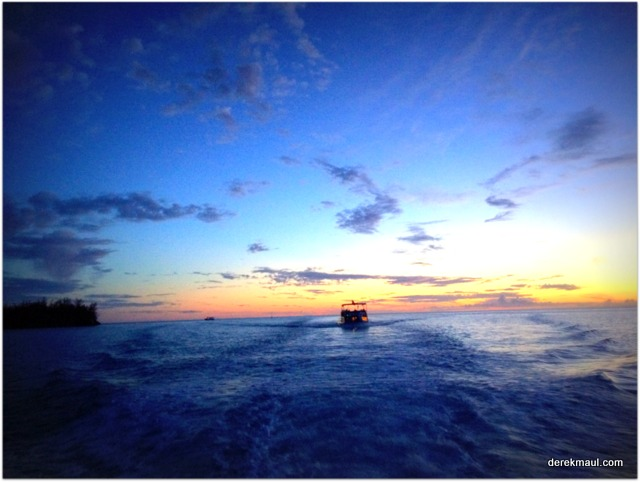 The Bermuda cruise – part1