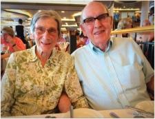 Grace and David - 65 wedding