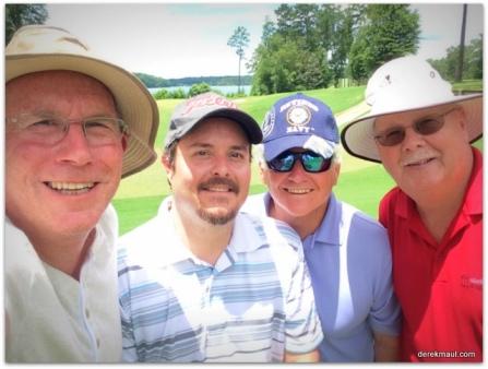 Derek, Reed, Tom, Ed
