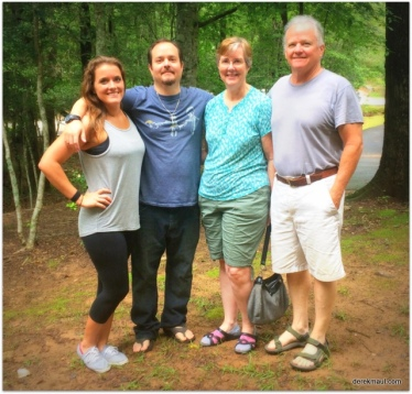 Faith, Reed, Rachel, Tom (McMahan)