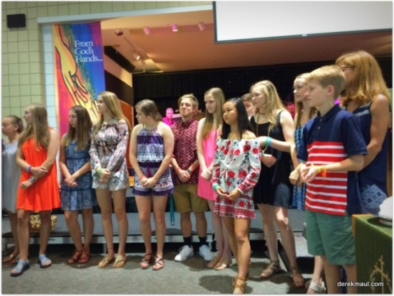 commissioning youth mission