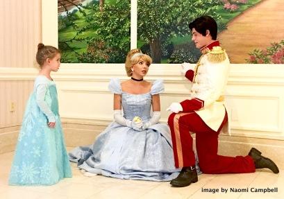 in here Elsa dress