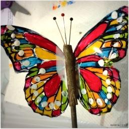 my butterfly!