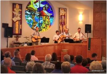 """Bluegrass band - """"Quality Assurance"""""""