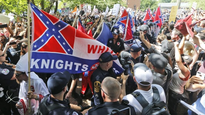 """hate is """"us-gone-wrong"""" – it lives in all of us #Charlottesville"""
