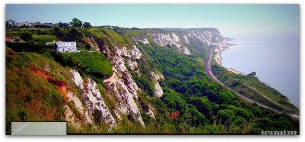 looking toward Dover