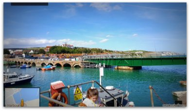 Folkestone harbor