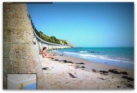 """""""The Arches"""" beach"""