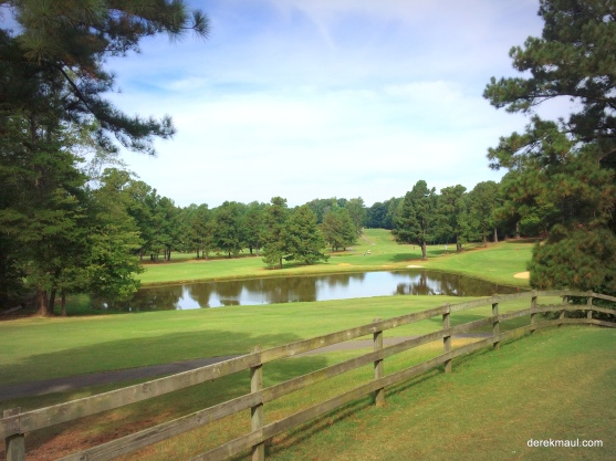 golf in Hillsborough, NC